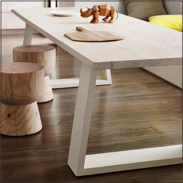 SERGIO Contemporary Solid Wood Dining Table