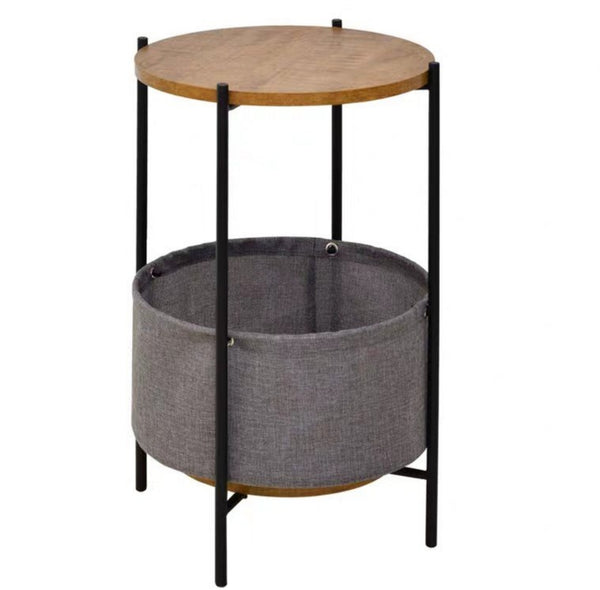 MYA Scandinavian Fabric Side Table