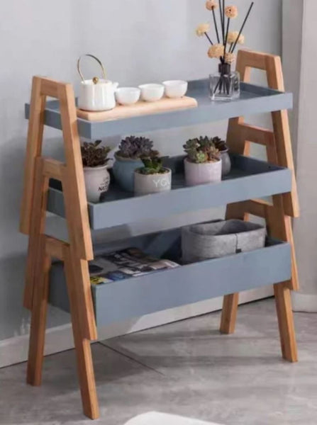 SHELBY Stackable Display Shelf