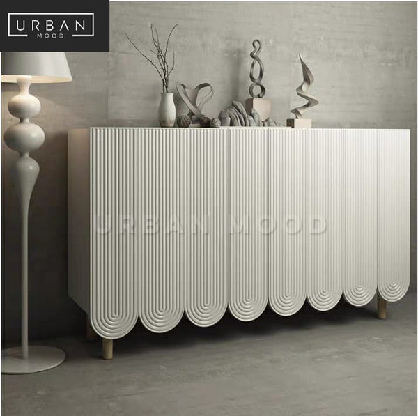 SHERWOOD Modern Cladded Sideboard