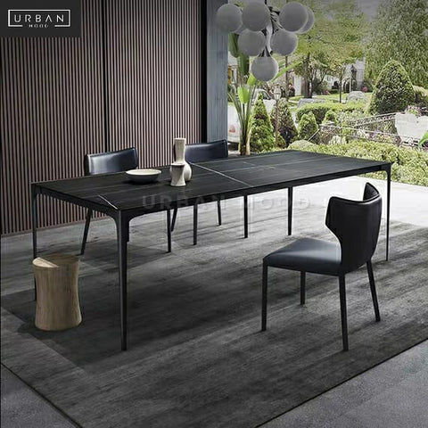 STATUS Contemporary Slate Dining Table