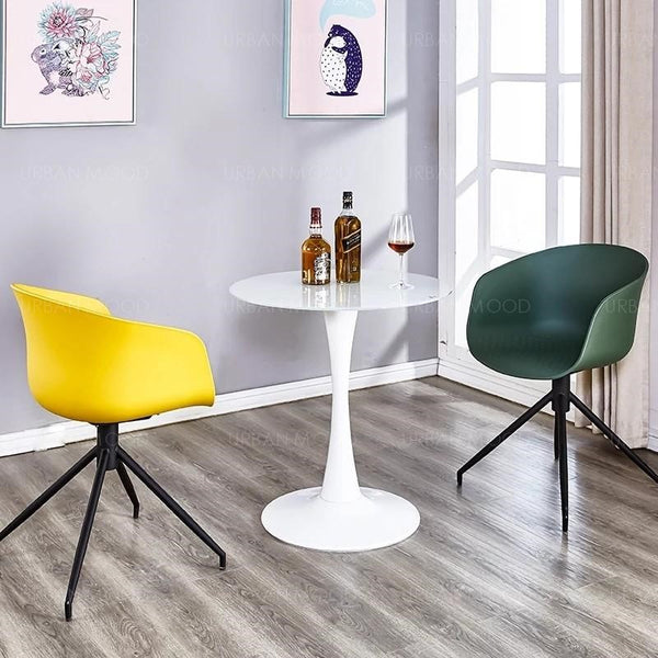 TENDY Colour Pop Designer Dining Office Chair