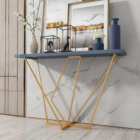 TIA Eclectic Hallway Console
