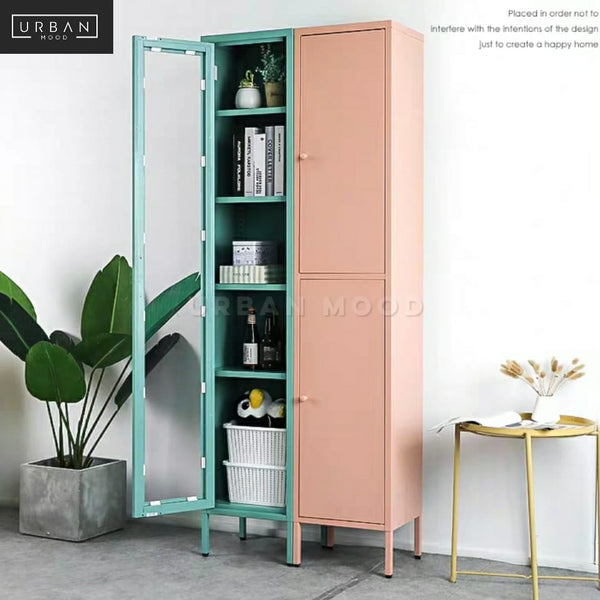 THYME Modern Display Cabinet Wardrobe