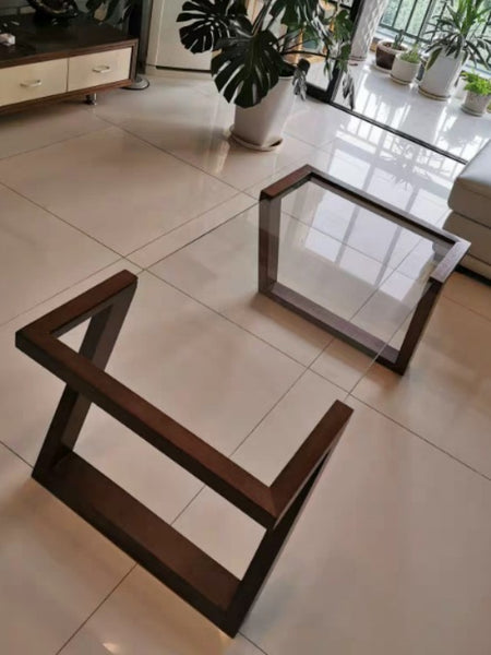 WHEELER Postmodern Coffee Table