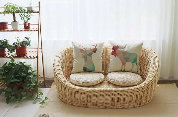 WICK Outdoor Rattan Armchair / Sofa