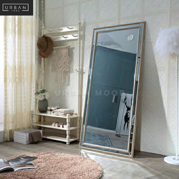 WENDELL Classic Full Length Accent Mirror