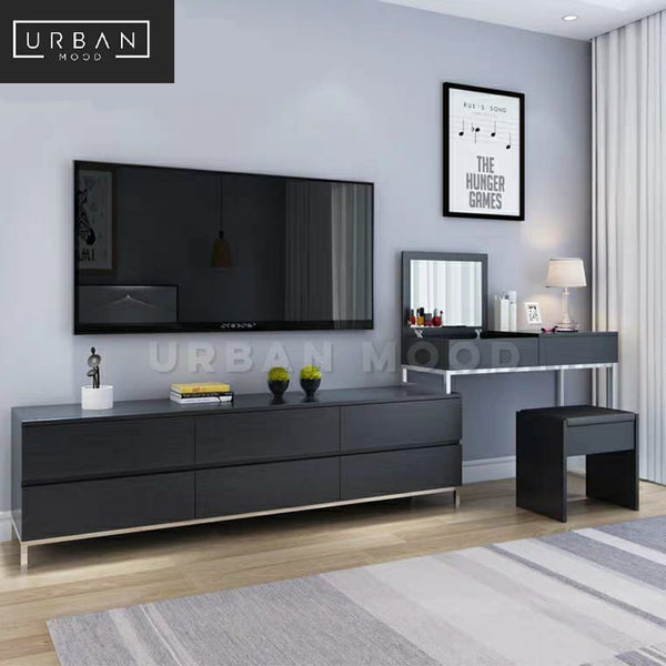 DEANS Modern Vanity Table / TV Cabinet