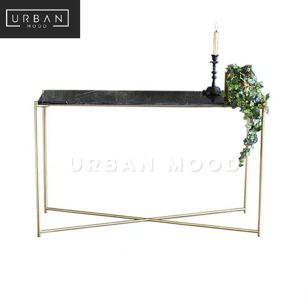 IBIZ Minimalist Marble Coffee Table / Hallway Console