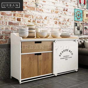 CLIFTON Modern Industrial Sideboard