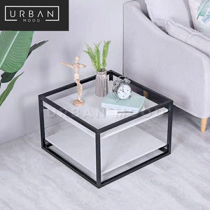 CHASSIS Modern Marble Side Table