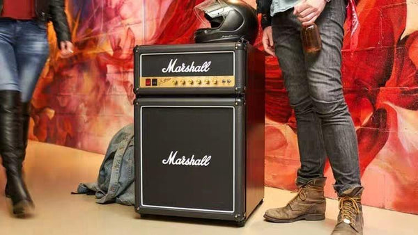 DAVIES Marshall 3.2 Mini Fridge Speaker