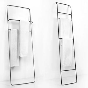 DREY Minimalist Wire Frame Ladder Towel Rack