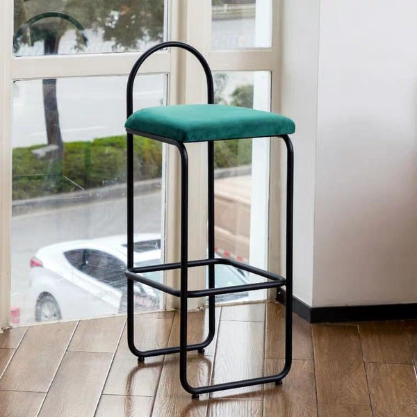 GATSBY Gold High Bar Stool