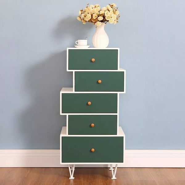 GRANDY Scandinavian Stackable Chest of Drawers