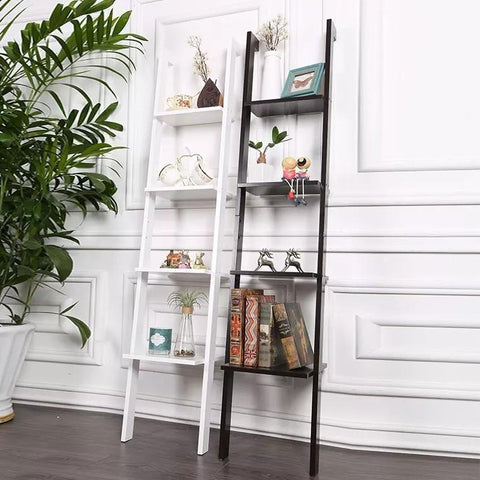 KELSEY Modern Industrial Ladder Display Rack