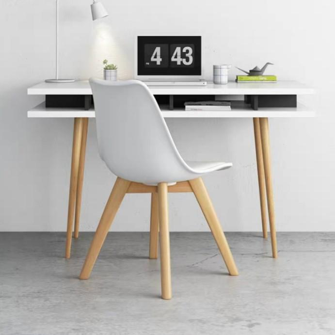 LEAH Minimalist Study Table Set