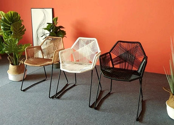 MARCUS Modern Outdoor Rattan Chair