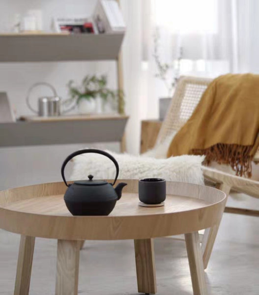 MARKO Scandinavian Round Nesting Coffee Table
