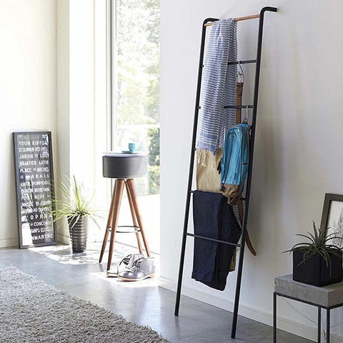 MELVILLE Minimalist Towel Ladder Rack