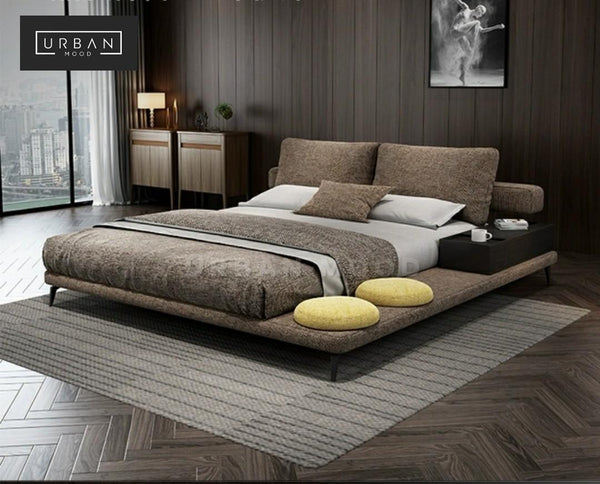 NOVEL Japanese Platform Bed
