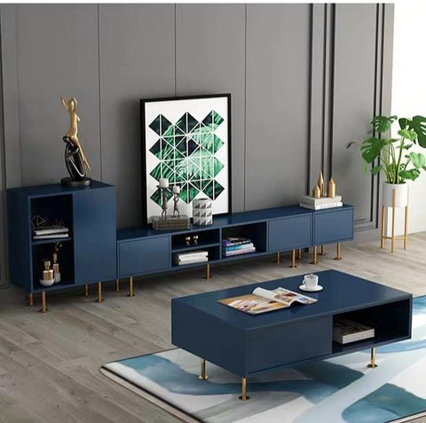 VALKYRIE Modern Luxury TV Console