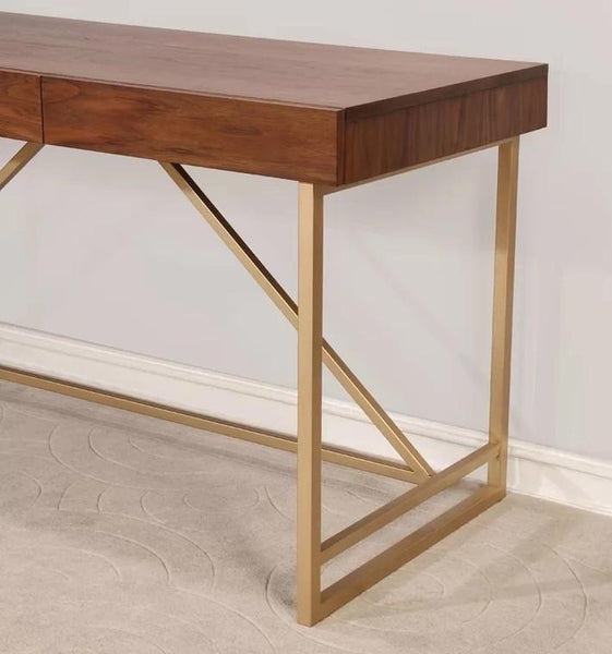 VERONIKE Classic Wooden Study Table