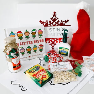 ❄The Complete Christmas Eve Box❄