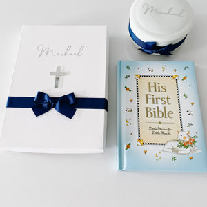 His First Bible - Personalised
