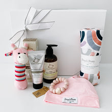 Load image into Gallery viewer, Baby Girl Hamper