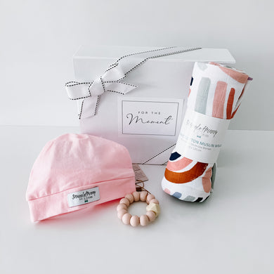 Small - Little Miss Newborn Hamper