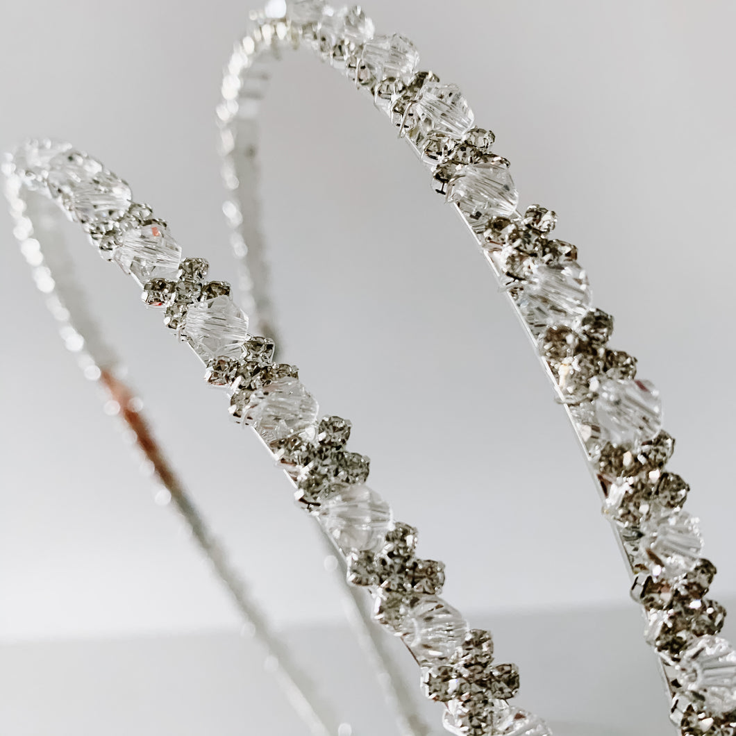 Diamantes + Crystals Stefana - Orthodox Wedding Crowns