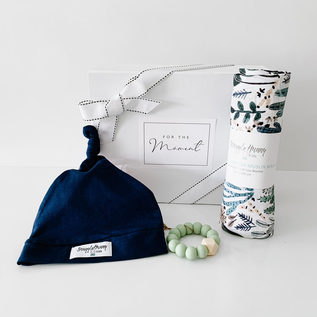 Small - Little Mister Newborn Hamper