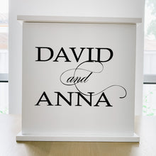 Load image into Gallery viewer, Wedding, Christening, Baptism Wishing Well Box