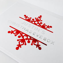 Load image into Gallery viewer, Christmas Eve Keepsake Box