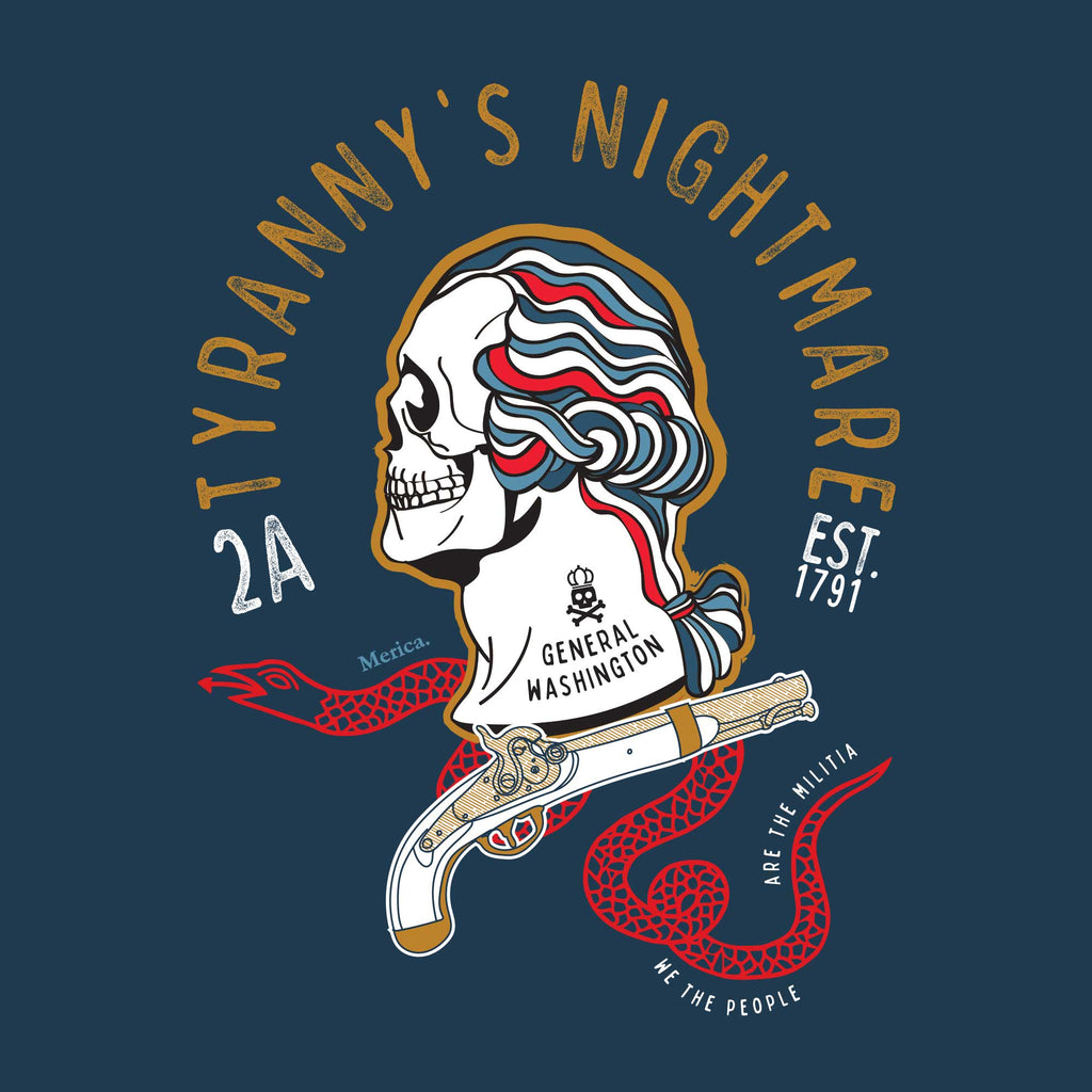 Tyranny's Nightmare Short-Sleeve T-Shirt