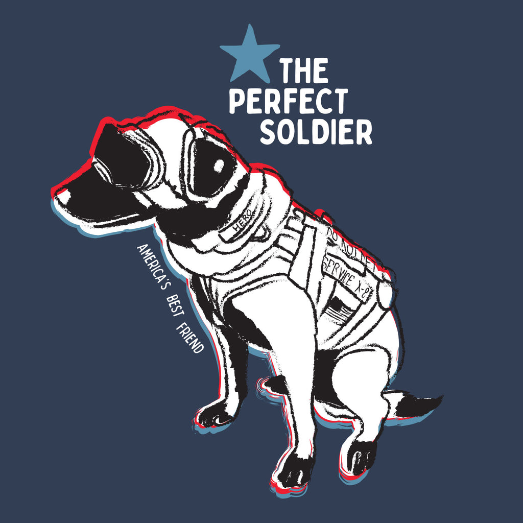 Perfect Soldier Short-Sleeve T-Shirt