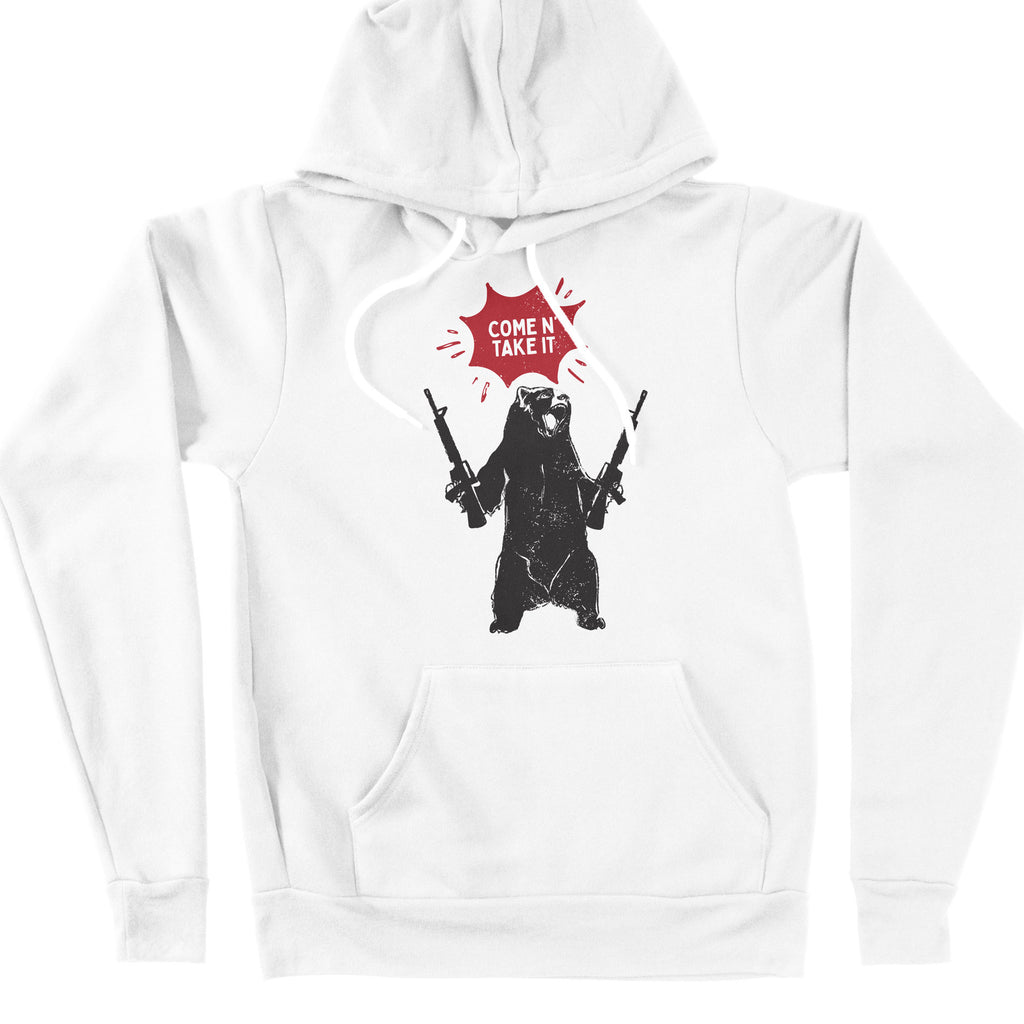 Come N' Take It - Bear Unisex hoodie