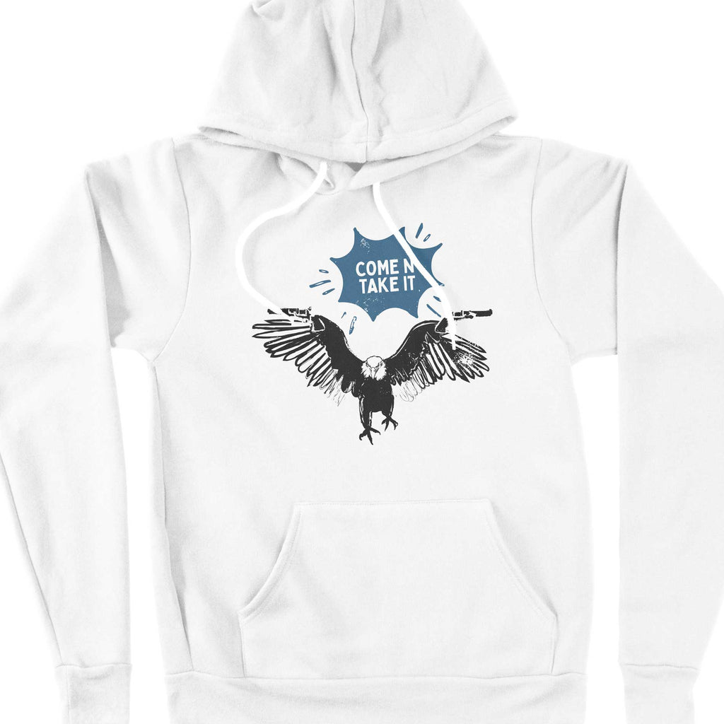 Come N' Take It - Eagle Unisex hoodie