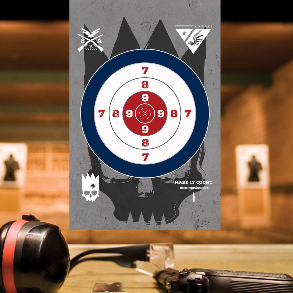 Shooting Targets (Set of 12)