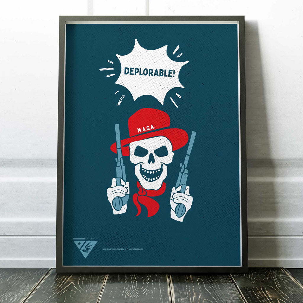 "18""x24"" Deplorable Poster"