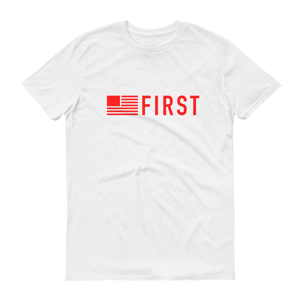 America First Short-Sleeve T-Shirt