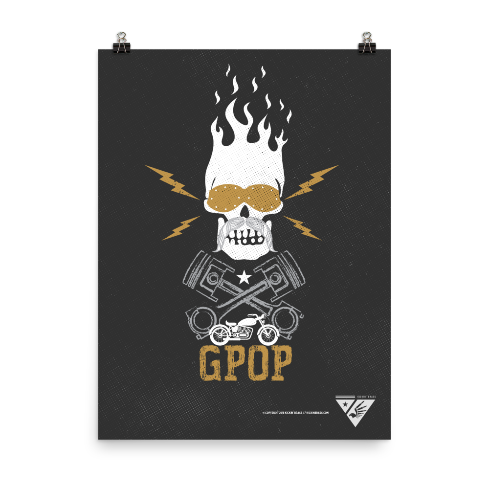 "18""x24"" GPOP Poster"
