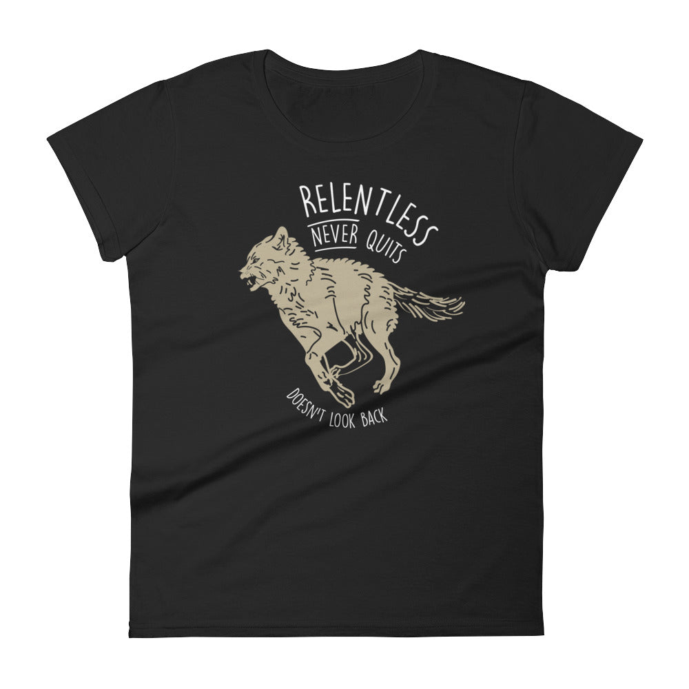 Relentless Women's Short Sleeve T-Shirt