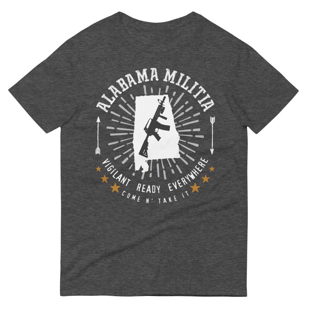Alabama Militia Short-Sleeve T-Shirt