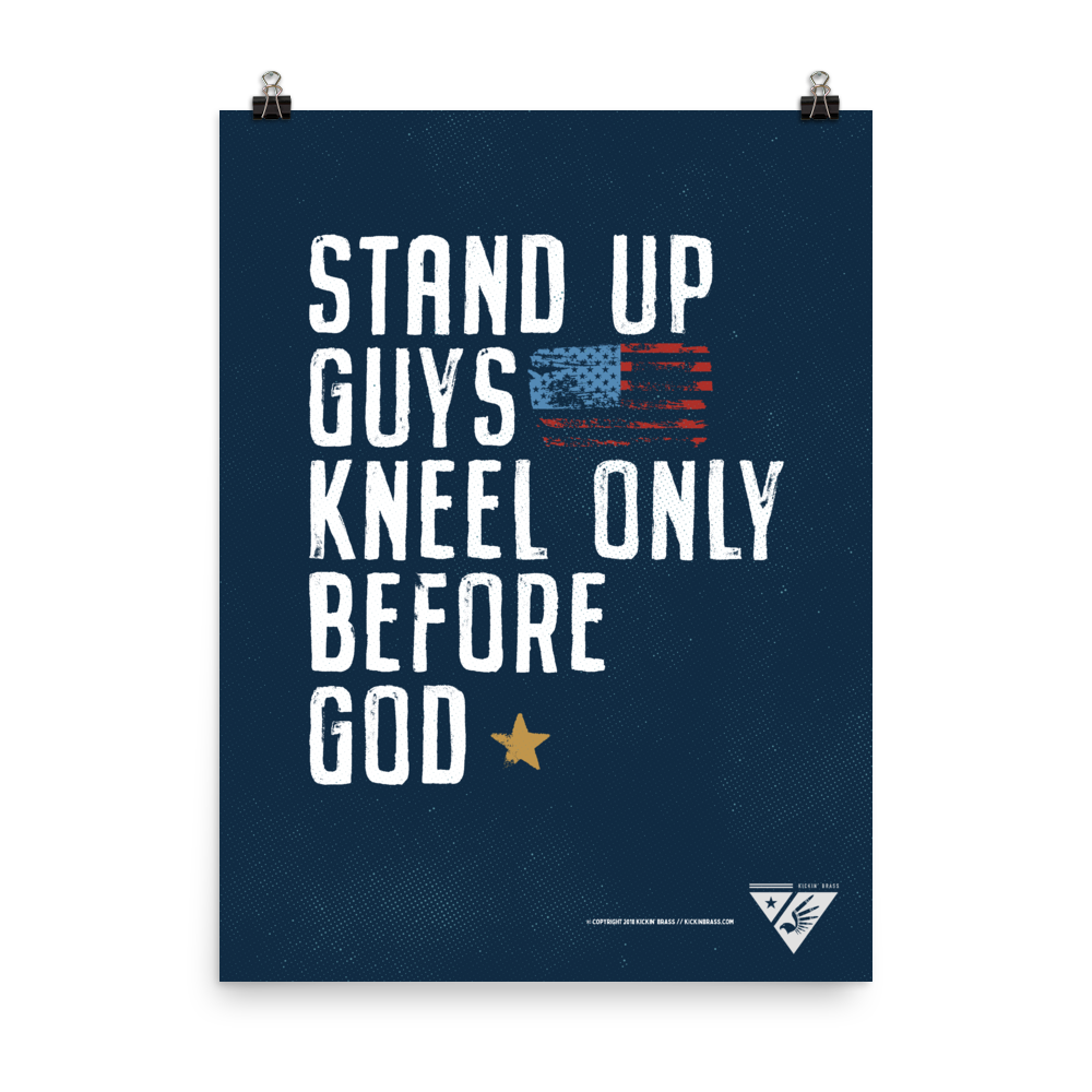 "18""x24"" Stand Up Poster"