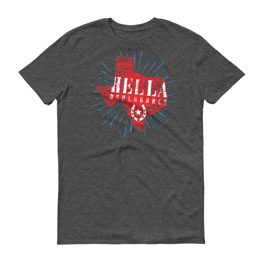 Hella Deplorable Short-Sleeve T-Shirt