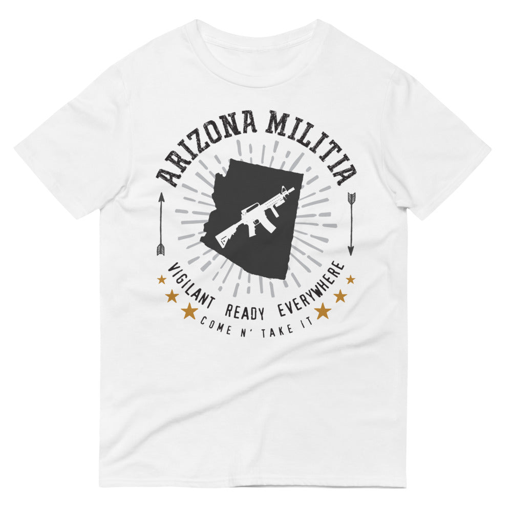 Arizona Militia Short-Sleeve T-Shirt