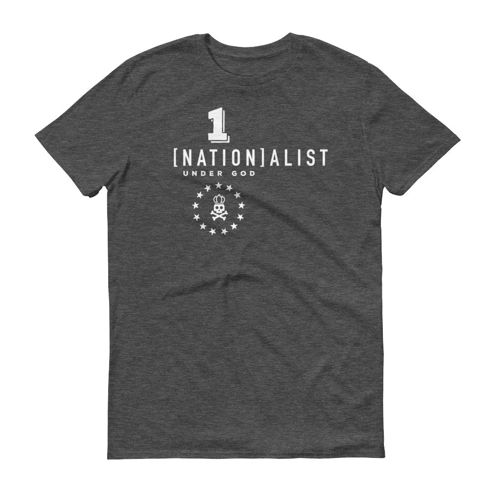 1 Nation Under God Short-Sleeve T-Shirt