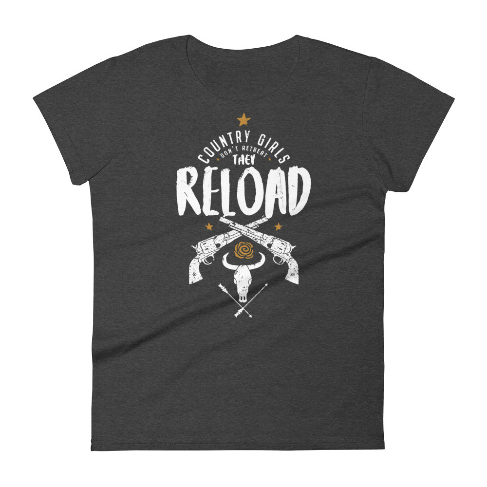 Reload Women's Short Sleeve T-Shirt